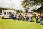 #vintage ice cream van #weddings #events #corporate #parties #festivals www.daisyicecreamvan.co.uk