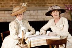 Enchanted Serenity of Period Films: Downton Abbey - picture gallery 3