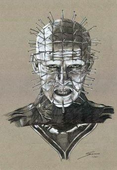 HELLRAISER (Fan Art)