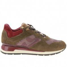 Nieuw Geox D444N1A Sneakers Groen Suède online kopen bij Boots Shoes