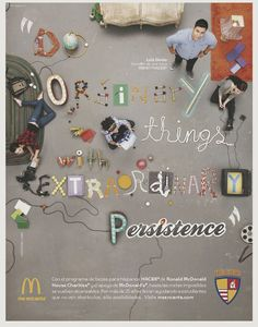 McDonald's * Hacer Charity Project