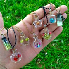 There is 1 tip to buy jewels, hippie. Bottle Jewelry, Bottle Charms, Bottle Necklace, Resin Jewelry, Skull Jewelry, Tribal Jewelry, Hippie Jewelry, Cute Jewelry, Diy Jewelry