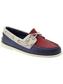 Sperry Top-Sider A/O 2-Eye Burnished