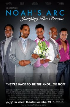 Noah's Arc: Jumping the Broom 2008