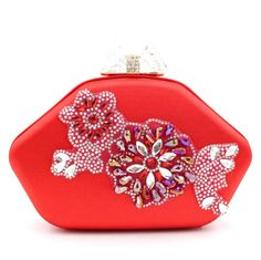 Find More Evening Bags Information about Luxury Diamond 2015 Small Women Evening Bag party Flower Clutch bag Chain Rhinestone Wedding Bridal bag ladies women wallet B961,High Quality bag rose,China bag accessories Suppliers, Cheap bag punk from The Sunny Day on Aliexpress.com