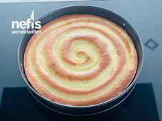 Kremalı Elmalı Kek - Nefis Yemek Tarifleri - #9017652 Pancakes, Pudding, Breakfast, Ethnic Recipes, Desserts, Food, Morning Coffee, Tailgate Desserts, Deserts