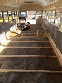 """In order to minimize loss of ceiling height, I used 2""""x2"""" lumber for the sub-floor, with 2""""x4"""" around the frame. I spaced the 2x2s in 24"""" intervals. Could I have attached OSB sub-flooring directly …"""