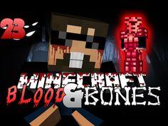 Minecraft FTB Blood and Bones 23 - NEW ARMOR OF FABULOUS(Minecraft Mod S...