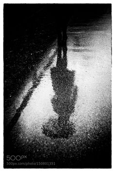 ...tears and rain are the same thing by raw-feelings-photography Black and White Photography #InfluentialLime