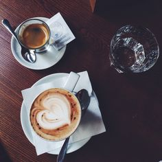Coffee love @tucano bucharest Latte Art, Bucharest, Coffee Love, Coffee Drinks, Java, Food Photography, Zero, Chocolate, Tableware