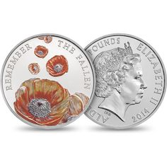 The Remembrance Day 2014 Alderney £5 Brilliant Uncirculated Coin | The Royal Mint. £13.00. http://www.royalmint.com/shop/The_Remembrance_Day_2014_Alderney_5_pound_Brilliant_Uncirculated_Coin