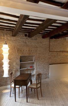 Suite a Trastevere : Case eclettiche di Archifacturing
