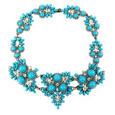 1970 Rare Kenneth Jay Lane Runway Necklace