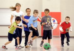 Home-schooled students gather for a physical education class Friday, Nov. 1, 2013, at Shawnee Park Center in #CapeGirardeau