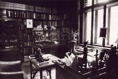 Freuds study in Vienna