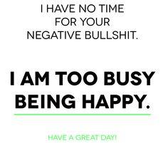 Yep, I am happy.