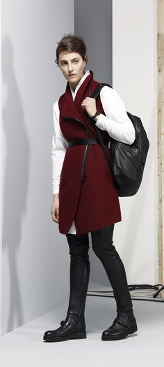 PEACE by VSP AW15/16 Normcore, Coat, Jackets, Peace, Style, Fashion, Down Jackets, Swag, Moda