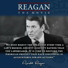 """Ronald Reagan Quote """"The nine most terrifying words in the"""
