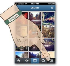 How to Save a Picture from Instagram