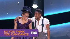SO YOU THINK YOU CAN DANCE | Gaby & Virgil: Top 16 Perform + Elimination- Season 12