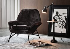 Smink Incorporated | Products | Armchairs | Minotti | Prince Armchair