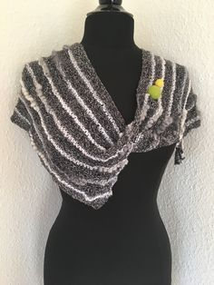 Aphroditte - Strikkekit fra www. Crochet Top, Knitting, Tops, Women, Fashion, Velvet, Moda, Tricot, Fashion Styles