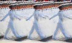 Arta chinezească a mulţimii, 25 de poze uimitoare care nu au fost modificate cu Photoshop-ul - (Page 4)