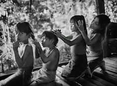 """Brazilian photographer Sebastiao Salgado is more than half way through his eight year photo-documentary """"Genesis"""". """"I have named this project GENESIS because my aim is to return… Documentary Photographers, Famous Photographers, Anne Gedes, Family Photography, Street Photography, Gopro Photography, Urban Photography, Landscape Photography, Portrait Photography"""