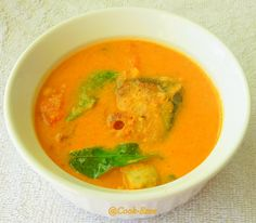 COOK-EZEE: Kerala Meen Curry(Kannur Style) - Fish Curry in Coconut Gravy