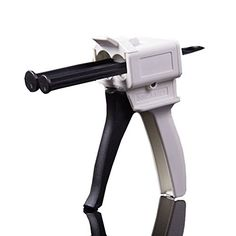 1:1/2:1 #Silicon #Dispenser Gun for 50ml Silicon Rubber Impression Materials type 3 light body Material: Medical Grade ABS