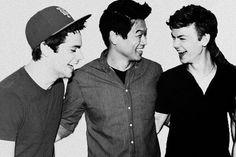 Dylan, Ki Hong, Thomas