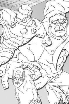 20 Unique Superhero Coloring Pages Of 2018 For Your Kids