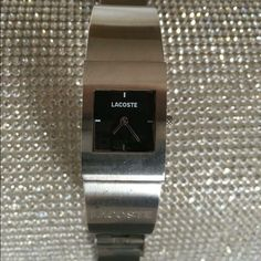 Lacoste watch Lacoste watch, in good condition, 100% authentic, no box Lacoste Accessories Watches