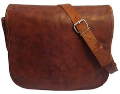 13x10x4 Padded Leather Messenger Bag Macbook by creativeleather