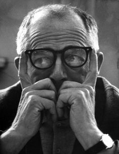 """Billy Wilder. """"An audience is never wrong. An individual member of it may be an imbecile, but a thousand imbeciles together in the dark - that is critical genius."""""""