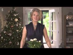 WHSmith Presents how to wrap a plant with Jane Means - YouTube