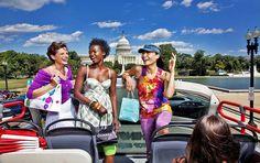 Herbstliche Reiseziele für Washington DC, Maryland und Virginia