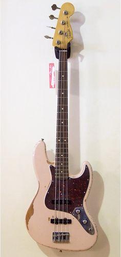 Fender Jazz Bass - Flea Roadworn