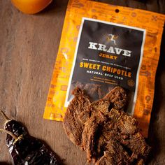 Sweet Chipotle Beef Jerky 5 Pack