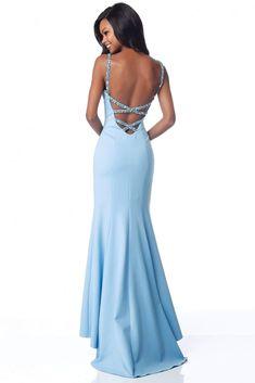 Baby Blue Prom Dresses, Blue Mermaid Prom Dress, Tight Prom Dresses, Stunning Prom Dresses, Prom Dresses Two Piece, Sherri Hill Prom Dresses, Prom Dresses For Teens, Gala Dresses, Formal Dresses