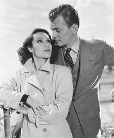 Joseph Cotten  (May 15, 1905 – February 6, 1994) Journey Into Fear (1943) with Dolores del Rio