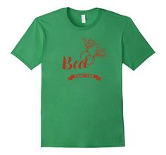 Amazon.com: Beet Crop Top - Gardeners and Farmer Pride Shirt: Clothing
