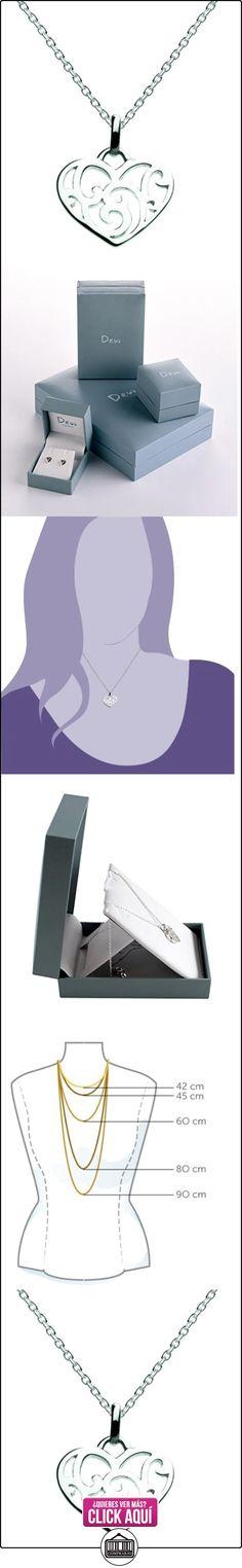Dew 98093HP004 - Collar de mujer de plata de ley  ✿ Joyas para mujer - Las mejores ofertas ✿ ▬► Ver oferta: https://comprar.io/goto/B00566D2VC