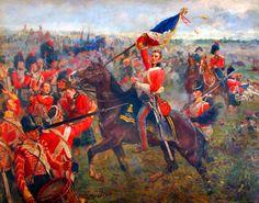 The Captive Eagle at Waterloo- by JP Beadle