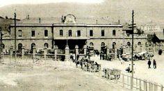 Estación del Norte. Oviedo.
