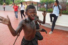 Son de Negros, baile de Santa Lucía