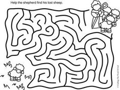The Lost Sheep Puzzle (Activity Sheet) Activity sheets are a great way to end a Sunday School lesson. They can serve as a great take home activity. Or sometimes you just need to fill in those last …