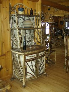 Forest Inspired Furnishings - Adirondack Rustic Furniture - Gregson Gallery