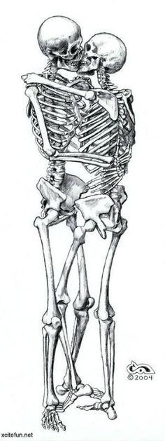 Skeletons are fun.