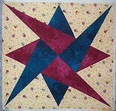 Image result for laced star quilt block